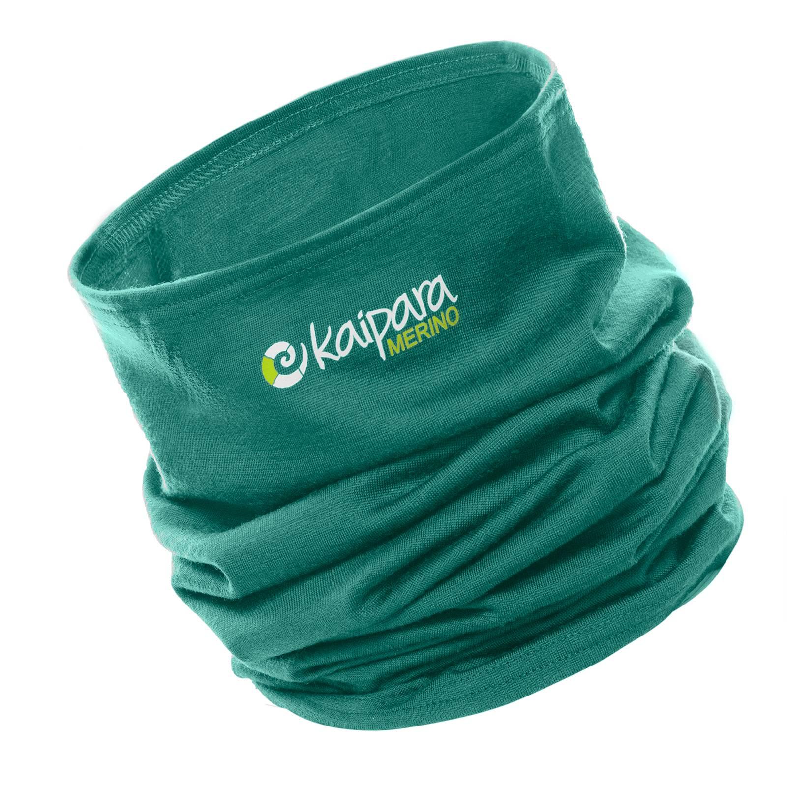 Merino Schal Unisex 200 Smaragd Onesize