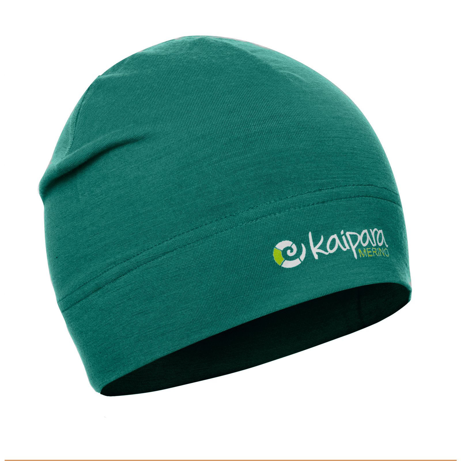 Merino Beanie Unisex 150 Smaragd Onesize
