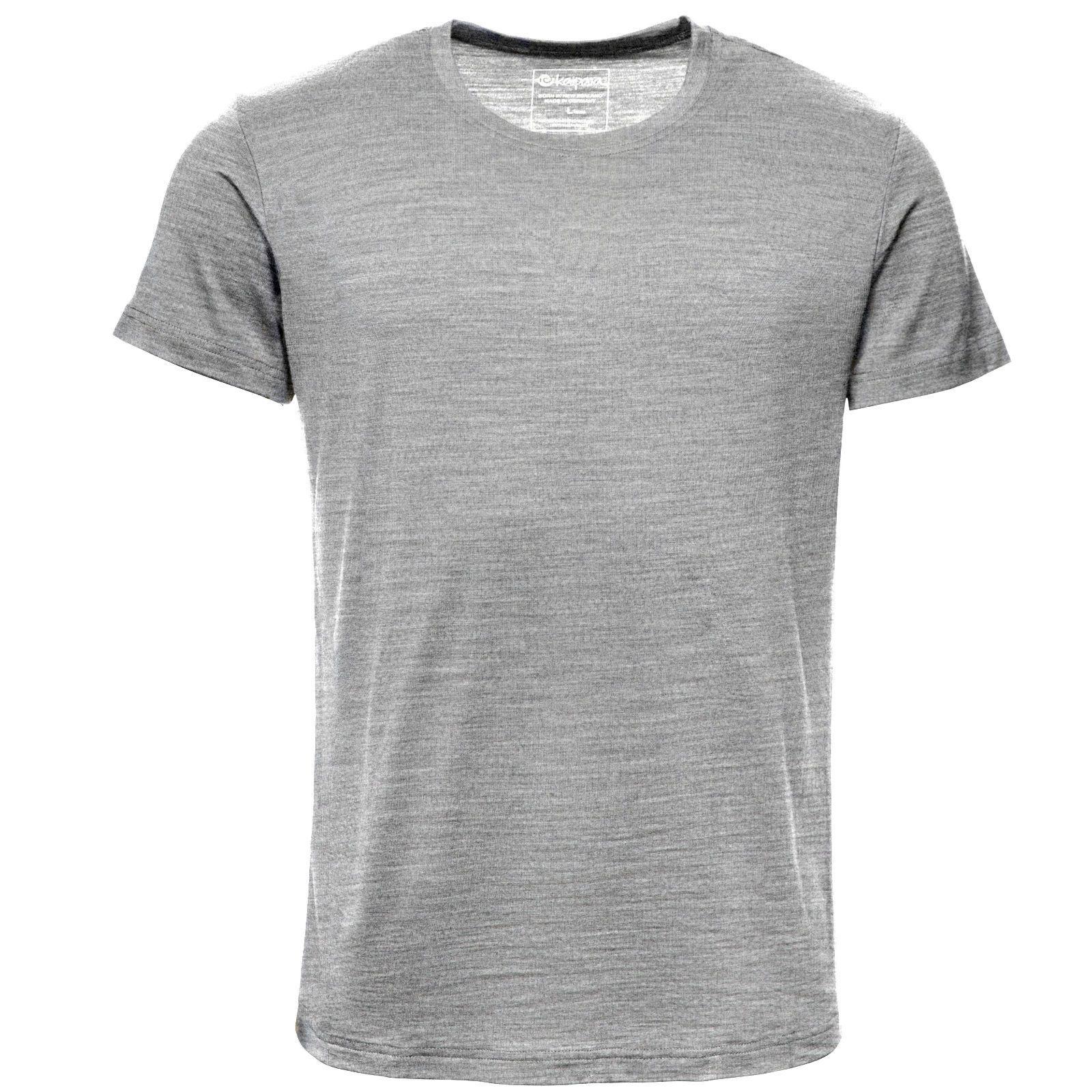 URBAN Merino T-Shirt Herren Kurzarm Regular 150