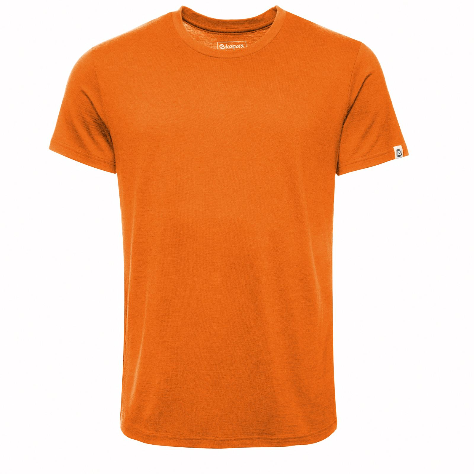 Merino Shirt Herren Kurzarm Regularfit 200 Mango S