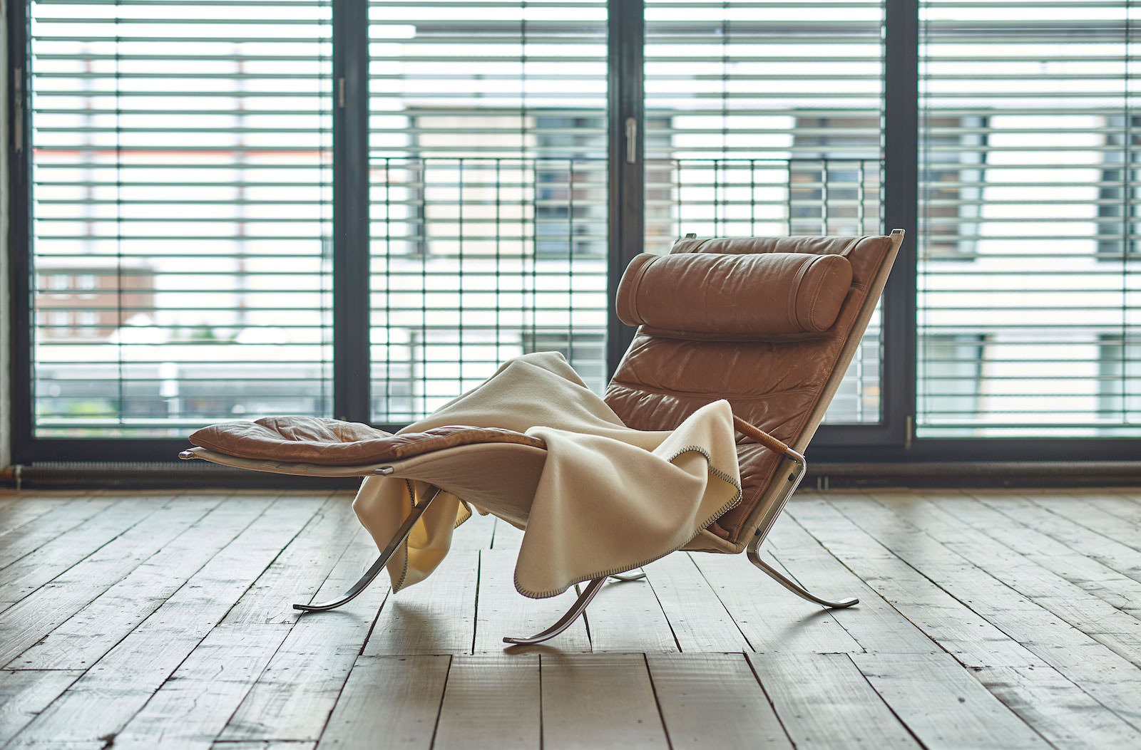Die Decke – Merino-Decke 155 cm x 200 cm (1600 g)