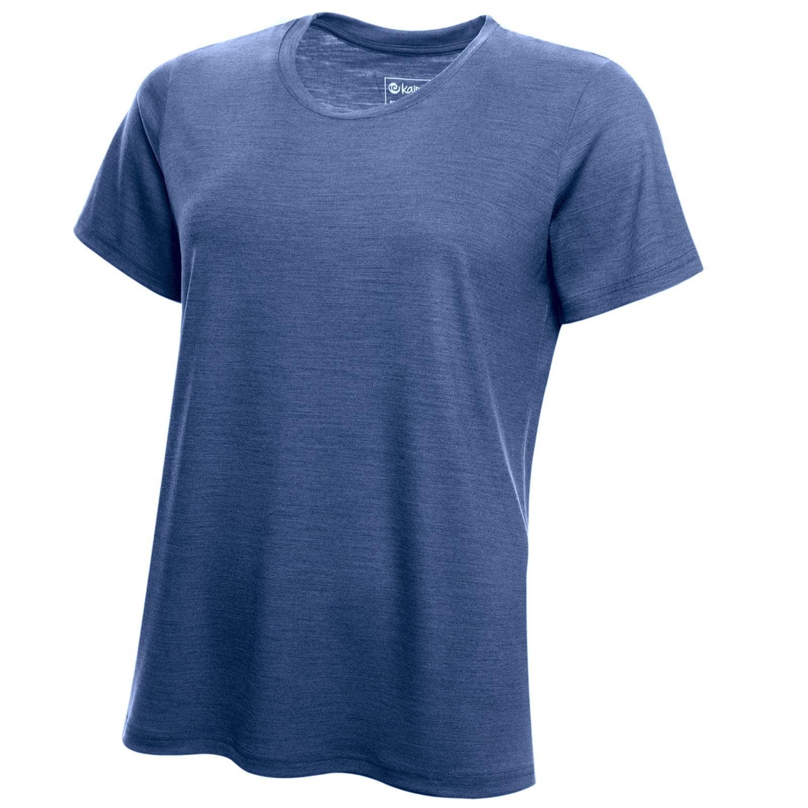 URBAN Merino Shirt Damen Kurzarm Regular 200