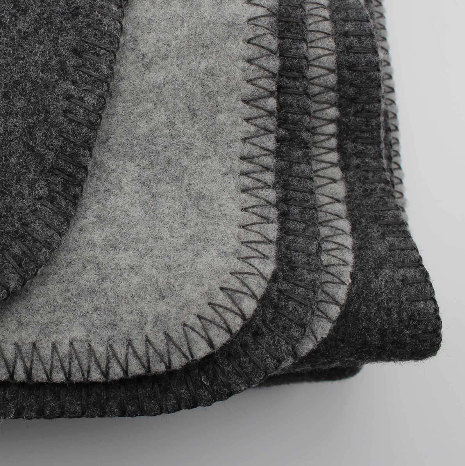 Die Heimische – Merino-Decke 150 cm x 200 cm (1800 g)