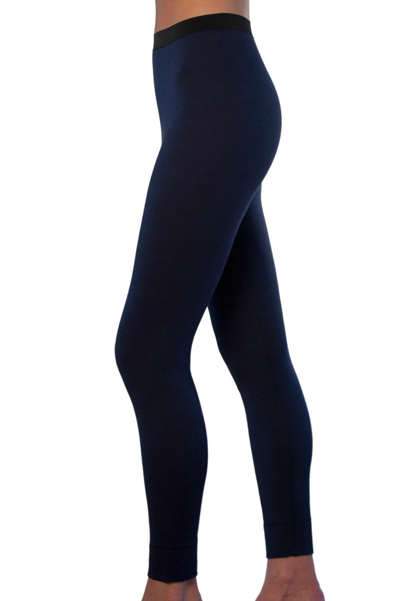 Merino 4/4 Leggings Damen 250